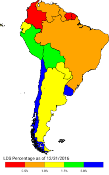 South America LDS Percentage.png