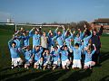 South Shields Raiders Under 12's. Chase Holmes Summer League Champions 2011.jpg