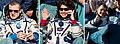Soyuz TMA-20 crew after landing.jpg