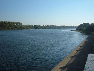 Sozh River - Sozh in Gomel, Belarus