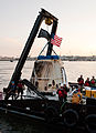 SpaceX CRS-2 capsule at docks.1.jpg