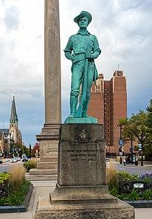 <i>Spanish–American War Soldier</i>
