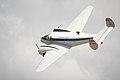 Spantax Beech C-45H Expeditor (18) - FIO - Cuatro Vientos.jpg