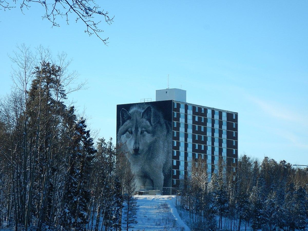 Thompson, Manitoba - Wikipedia