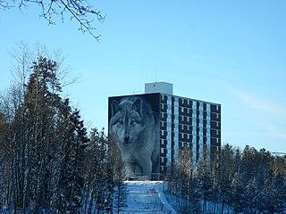Thompson, Manitoba City in Manitoba, Canada