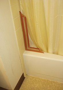 Shower Splash Guard Wikipedia