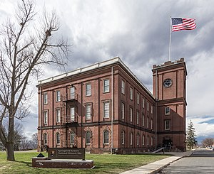Springfield Armory - Springfield Armory National Historic Site in 2016