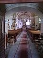 Ss Peter and Paul Church, nave, 2017 Kisvárda.jpg