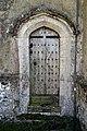 Ss Peter and Thomas' Church, Stambourne, Essex - north chapel door.jpg