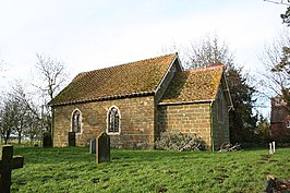 St.Margaret's church, Langton-by-Horncastle, Lincs. - geograph.org.uk - 95354.jpg
