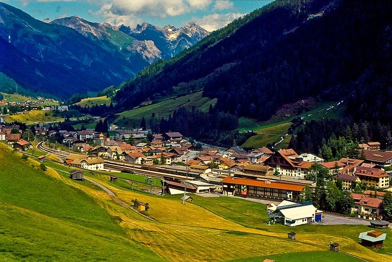 St Anton Am Arlberg Hotel
