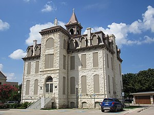 St. Patrick Cathedral (Fort Worth, Texas) - Image: St. Ignatius Academy Fort Worth, Texas
