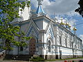 St Boris and Gleb Orthodox Cathedral in Daugavpils2.JPG