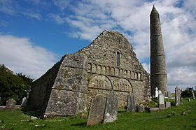 Image illustrative de l'article Cathédrale Saint-Declan d'Ardmore