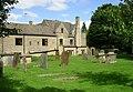 St Edward's Church Graveyard - Stow - geograph.org.uk - 941232.jpg