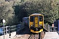 St Ives - GWR 150246+153369 arriving from St Erth.JPG
