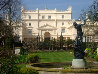 house in Regent