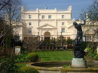 St John's Lodge, London - St John's Lodge, in Regents Park, London