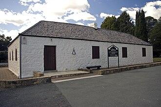 St John the Baptist Church, Reid - St John's Schoolhouse Museum.
