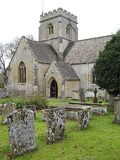St Kenelm's Church and Churchyard - geograph.org.uk - 1177489.jpg