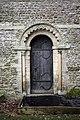 St Lawrence, Castle Rising, Norfolk - North doorway - geograph.org.uk - 1163563.jpg