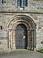 St Mary's Church, Kirkby Lonsdale, Doorway - geograph.org.uk - 734548.jpg
