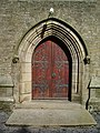 St Mary's and St Michael's Catholic Church, Doorway - geograph.org.uk - 996546.jpg