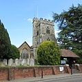 St Mary the Virgin's Church, Church Hill, Horsell (June 2015) (1).JPG