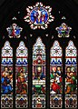 St Michael, Sittingbourne, Kent - East window - geograph.org.uk - 326742.jpg