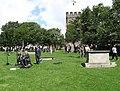 St Nicholas' Churchyard - geograph.org.uk - 1421111.jpg