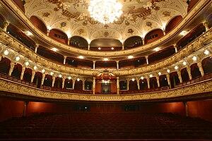 Hessisches Staatstheater Wiesbaden - Großes Haus