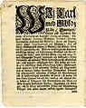 Stadga och Förordning Angående Skogarnes rätta Häfd uti Skaraborgz Lähn (1691) sida02.jpg