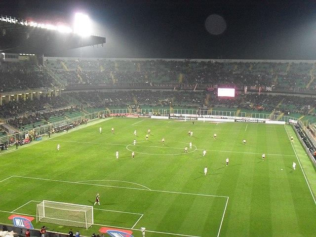 File:Stadio Barbera Palermo Milan 3 marzo 2012.JPG - Wikimedia Commons