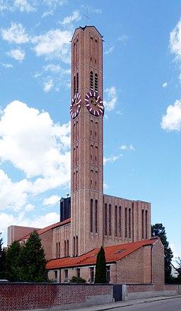 Stadtbergen, Maria Hilf Kirche, 1