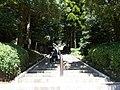 Stairs to Ryokotoku-ji Temple 02.jpg