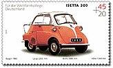 Stamp Germany 2002 MiNr2289 BMW Isetta.jpg