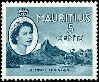 Mauritius - Elizabeth II was Queen of Mauritius from 1968 to 1992.