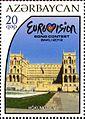 Stamps of Azerbaijan, 2012-1030.jpg