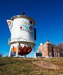 Stanton, Iowa - Wikipedia