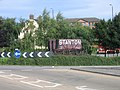 Stanton on the corner, Watching all the cars go by (geograph 3203250).jpg