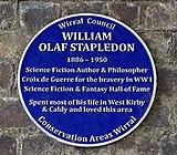 Stapledon plaque, Simon's Bridge.jpg