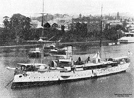 SMS Cormoran (1892)
