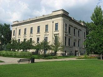 State Normal Library - State Normal Library, July 2011