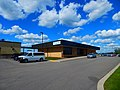 Station building at Buffalo-Depew, July 2015.jpg