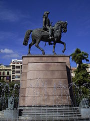 Monumento a Espartero (Logroño)