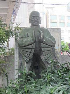 Huang Hai-tai Taiwanese puppeteer