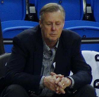 Steve Barnes (basketball) - Barnes in 2017.