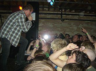 Still Remains - Still Remains' hometown farewell in 2008 show at Skelletones in Grand Rapids, MI.
