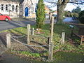 Stocks and whipping post, Norton - geograph.org.uk - 292016.jpg
