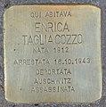 Stolperstein für Enrica Tagliacozzo (Rom).jpg